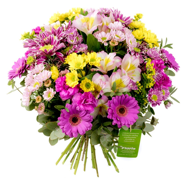FLORIS MIX bouquet - Brno