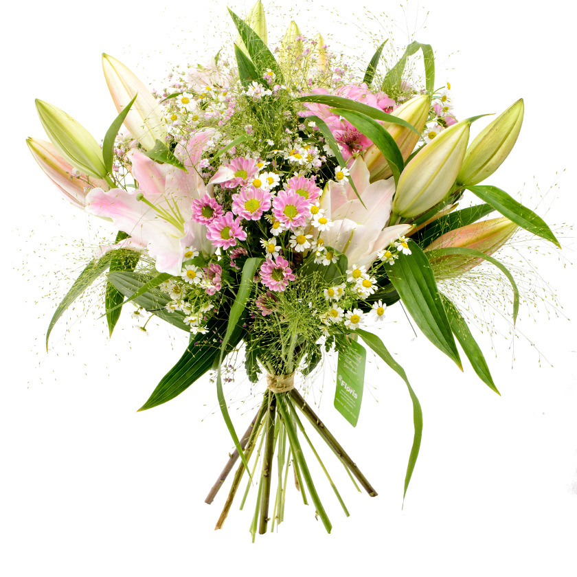 Meadow Lily bouquet - Brno