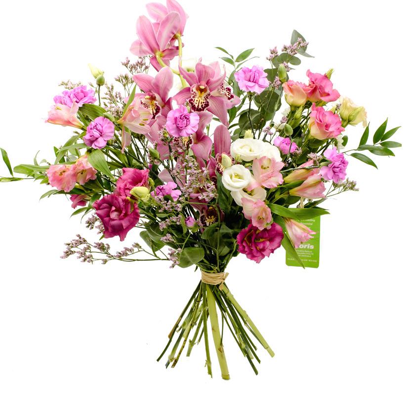 Boho flower bouquet - Brno