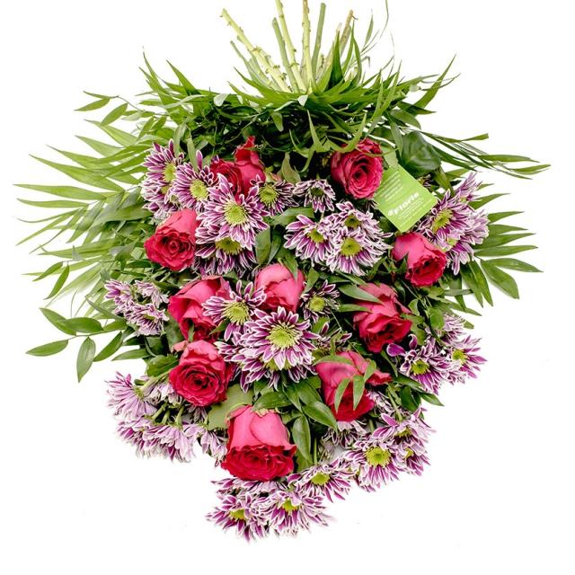 Condolence bouquet - Brno