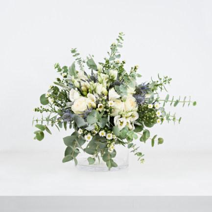 Svatebni kytice skoro z louky Brno